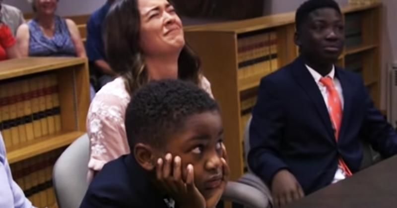 Foster Parents Wanted to Adopt Him, Then Teen Reveal This During the Hearing