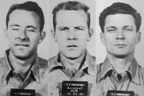 The Great Escape: The True Story of Three Alcatraz Inmates