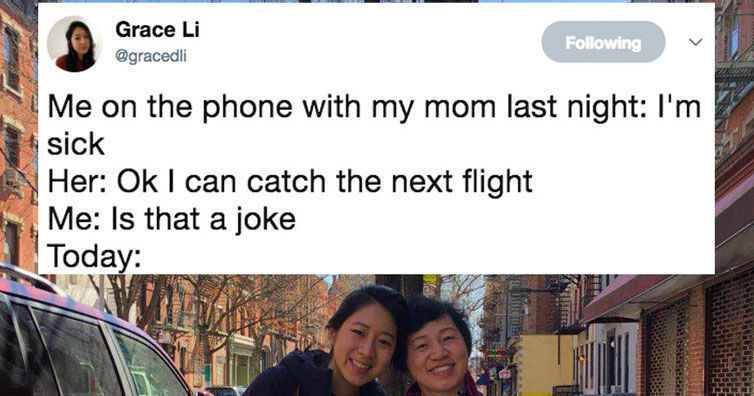 Mother Takes the Next Flight to Her Daughter After She Gets This Message from Her