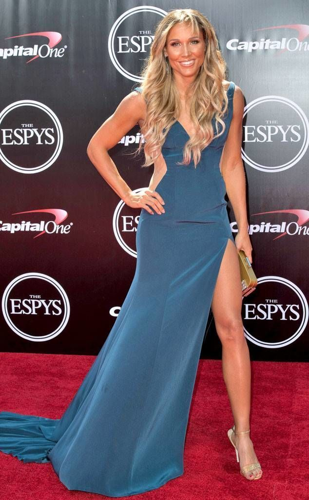 Some Of The Most Gorgeous Athletes On The Red Carpet