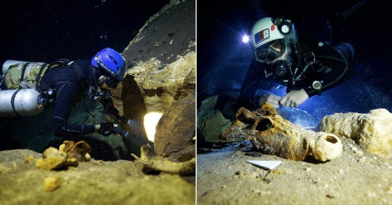Scientists Cant Explain New Discoveries Found In Worlds Deepest Caves