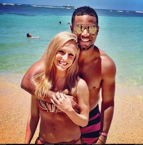 Behind Every Great NFL Player Is An Even Greater Wife