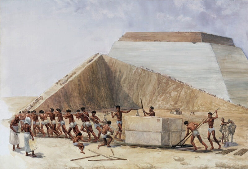 These are the Most Interesting Discoveries Science Knows about the Pyramids in Egypt