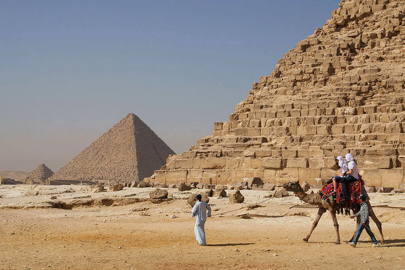 This is What Researchers Discovered about Egyptian Pyramids