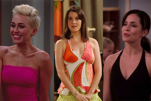Hot women of two and a half men