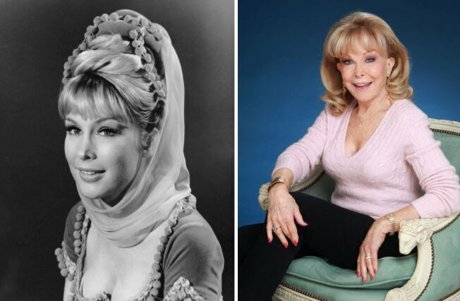 Barbara Eden: Star Of Film, TV, and Stage