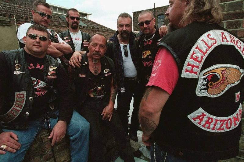 An Inside Look at the Life and Laws of the Hells Angels Motorcycle Club