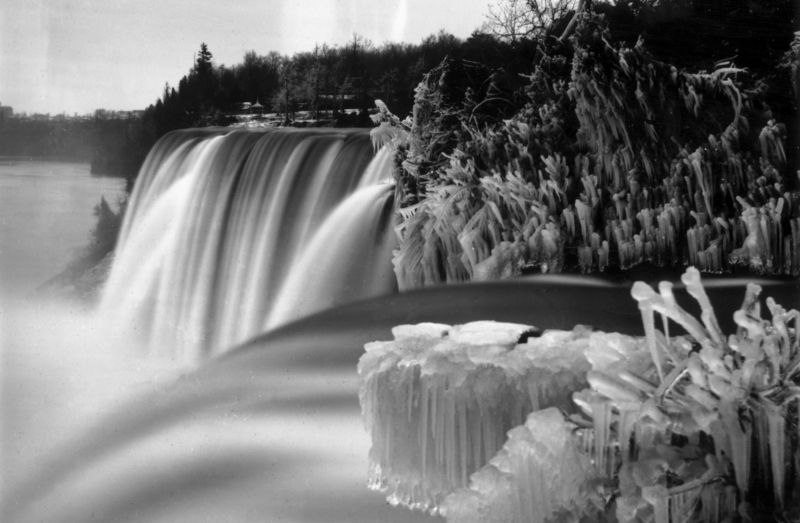 After Draining The Niagara Falls Scientists Everywhere Are