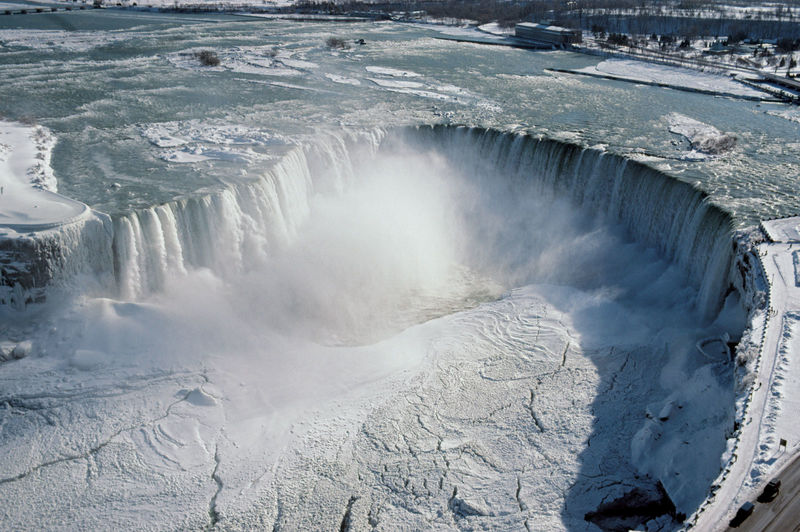 Engineers Drained The Niagara Falls In 1969 Here S What