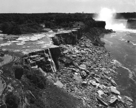 Here S The Real Reason Why Scientists Drained The Niagara