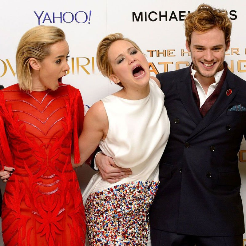 The 61 Best Red Carpet Mishaps