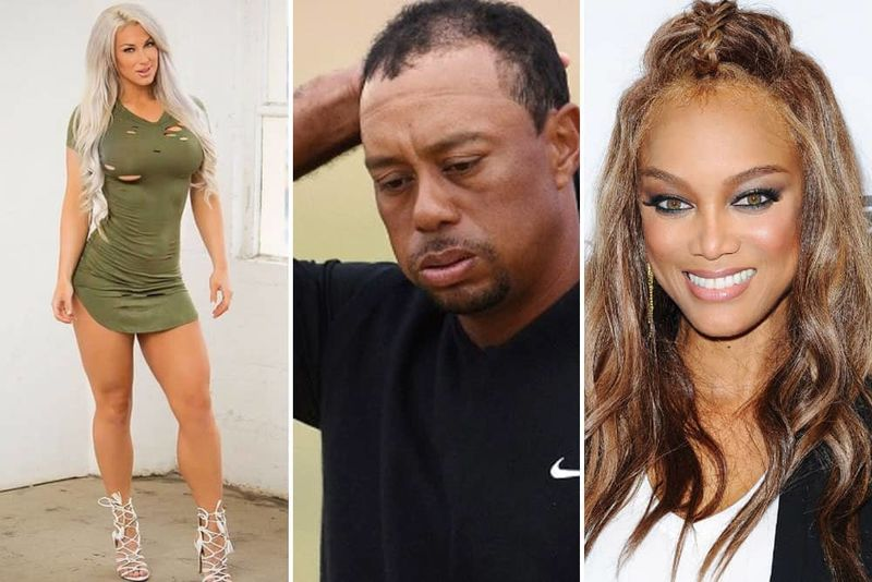 Here's The Many Women That Tiger Woods Has Dated Throughout The Years: This Is Where They Are Now